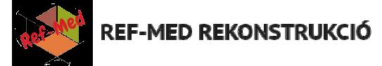 REF-MED REKONSTRUKCIÓ